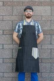 Resultado de imagen para barista apron pattern