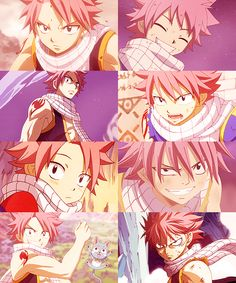 Natsu from fairy tail :)