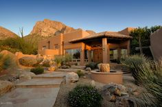 MLS# 21221366 - Luxury in a Natural Paradise.  #mountainview #tucsonazhomes