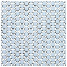 Glazed Pennyround Mosaic - Mosaic Tile - Collections