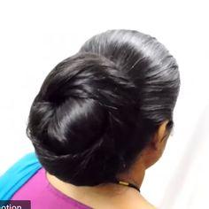 Beautiful Buns, Big Bun, Bun Hairstyles For Long Hair, Hair Videos, Rapunzel, Hair Beauty, Long Hair Styles, Hair Buns, Amazing Hair