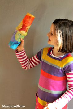 homemade percussion instruments :: noise maker craft