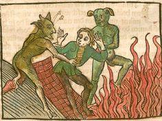 Der Seelen Wurzgarten Augsburg, 1484 GW M41162  Folio 70
