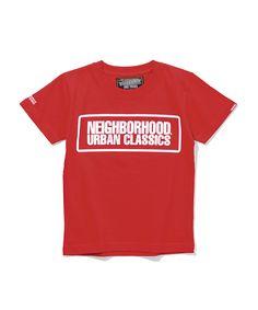 NEIGHBORHOOD, 通販 | 161PCOT-ST02 | URBAN CLASSIC / C-TEE . SS