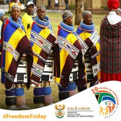 Celebrating being South African, our heritage, our cultures, our diversity.