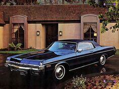 Dodge Monaco! The Black Looks Sleek!