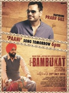 Langhe Paani (Bambukat) Is The Single Track By Singer Prabh Gill.