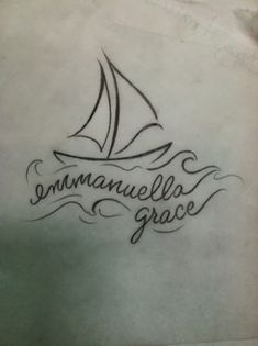 sailboat tattoo drawing - Google Search