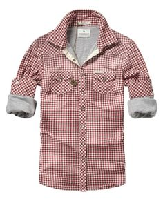 Sharp Dressed Man, Well Dressed, Casual Shirts For Men, Men Casual, Mode Man, Mens Fashion, Fashion Outfits, Check Shirt, Looks Style