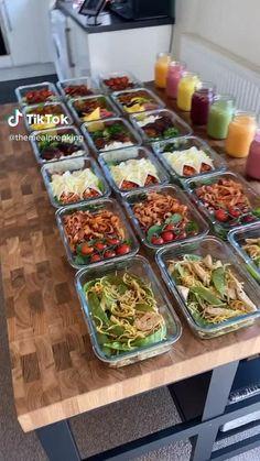 Best Meal Prep, Meal Prep Plans, Lunch Meal Prep, Meal Prep Bowls, Meal Prep For The Week, Meal Preparation, Vegetarian Meal Prep, Healthy Meal Prep, Healthy Food