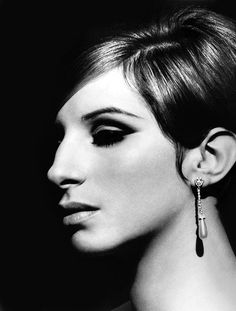 Barbara Streisand Does her thing beautifully and doesn't take mess from anyone.