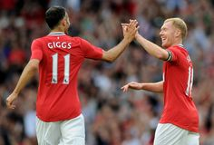See action from former Manchester United midfielder Paul Scholes' testimonial at Old Trafford on MUTV and MUTV Online.