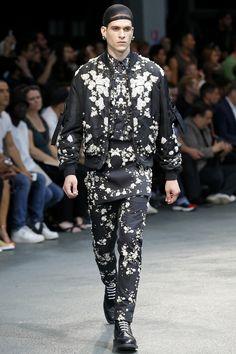 Givenchy, spring/summer 2015 menswear