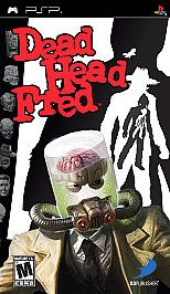 Dead Head Fred (Playstation Portable, 2007) Complete Game Excellent Condition #videogames #psp #playstationportable #deadheadfred   http://www.ebay.com/itm/390529999731