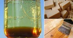 Aprovecha el aceite de cocina usado para fabricar jabones, proteger muebles, y muchas otras funciones.