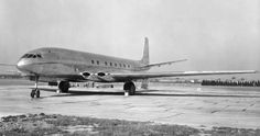 """""""On This Day"""" : July 27, 1949 CE – The De Havilland Comet Takes to the Sky. #History"""