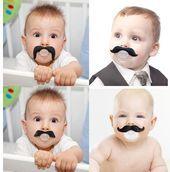 Fred Chill babyschnuller Moustache Tétine Moustache Sucette Bébé Tétine