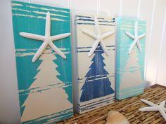 Meet Me Bye The Sea Nautical Christmas Beach by MeetMeByeTheSea