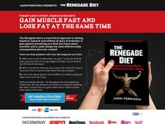① The Renegade Diet - http://www.vnulab.be/lab-review/%e2%91%a0-the-renegade-diet