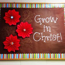 Image result for spring bulletin board ideas for church