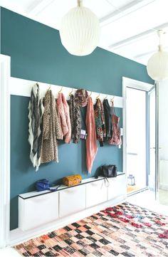 hallway storage cabinet built in Ikea Wardrobe Closet, Closet Hacks, Wardrobe Rack, Wardrobe Ideas, Hallway Storage Cabinet, Shoe Cabinet, Console Design, Modern, Sweet Home