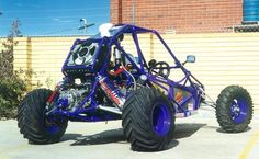 Go Kart Buggy, Off Road Buggy, Off Road Racing, Auto Racing, Karting, Triumph Motorcycles, Custom Motorcycles, Wheels Of Fire, Hot Wheels