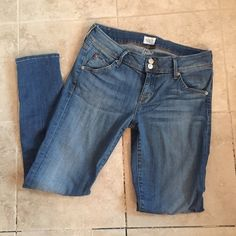 Hudson skinny jeans I have a hard time selling these because these jeans are seriously SO cute! No signs of wear, in great condition. Hudson Jeans Jeans Skinny