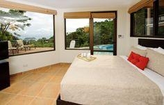 Tropical Flower Villa, luxury 7 bedroom holiday villa in Costa Rica - #luxurytravel #caribbean #beach #luxuryvillarentals