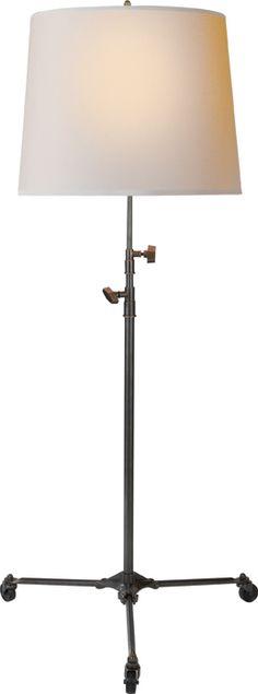 MULTI V TELESCOPING FLOOR LAMP
