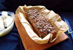 Házias konyha: Teljes kiőrlésű magvas kenyér Healthy Baking, Healthy Recipes, Hungarian Recipes, Hungarian Food, Vegan Bread, How To Make Bread, Bread Baking, Hot Dog Buns, Tapas