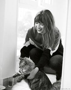 Jeanne Damas Photo
