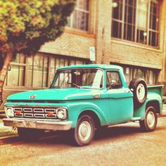 ford pickup dream