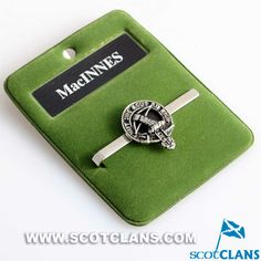 MacInnes Clan Crest