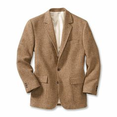 Lightweight Highland Tweed Sport Coat- Type 3
