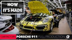 HOW IT'S MADE: CAR FACTORY Porsche 911 Production: How to Porsche 911 is...