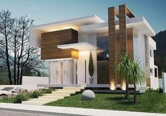 "2,265 Likes, 12 Comments - Suzanne Arquiteta|Art Plástica (@casacontemporanea) on Instagram: ""Designed by @anabelalvarezarquitetos #Inspiration #arquitetura #architecture #archidaily #cool…"""