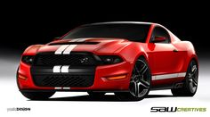 2014 Ford Mustang Maybe.