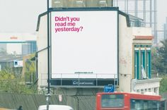 Posterscope - Yesterday?