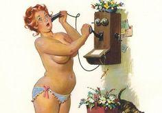 Não é de hoje que os padrões de beleza, de peso e corpo nos são impostos. Mesmo nos anos 1950, as pin-ups mais típicas eram magras, tipicamente belas e sempre posadas. Da mesma forma, porém, que haviam os padrões, existiam também as pessoas certas para desafia-los – e, no caso das pin-ups, seus corpos e poses, essa pessoa foi o ilustrador Duane Bryers. Foi Duane quem criou Hilda, uma pin-up similar às outras no que dizia respeito à sedução, volúpia e sensualidade, mas, no entanto, diferente…