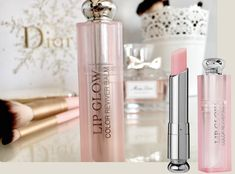 Découvrez les nouveaux baumes à lèvre addict lip glow de chez dior #lips #makeup #dior #pink Dior Lip Glow, Lip Colors, The Balm, Make Up, Lipstick, Lip Stains, Makeup, Lipsticks, Maquiagem