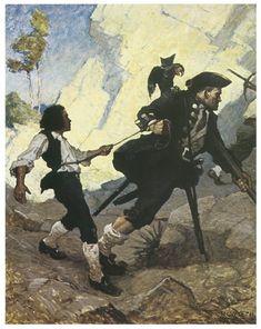 ART & ARTISTS: N. C. Wyeth