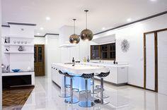 Consejos para iluminar tu cocina - http://www.decoluxe.net/consejos-para-iluminar-tu-cocina/