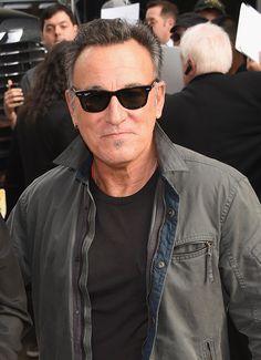 Bruce Springsteen Photos - 'The Daily Show With Jon Stewart' #JonVoyage - Arrivals & Departures - Zimbio