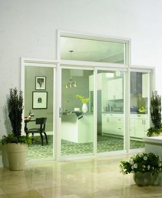 "Change Your ""World View""! See the exciting possibilities with ENERGY STAR qualified sliding patio doors from Simonton Windows at www.simonton.com"