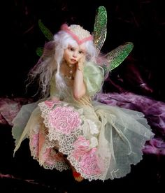 Faerie Francesca by BB Flockling