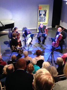 Arne Werkman concert