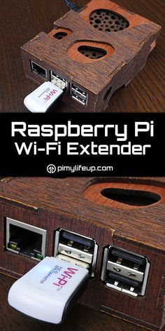 Simple Raspberry Pi WiFi Extender - Raspberry pi Simple Raspberry Pi WiFi Extender The Raspberry Pi is great cheap and versatile device, one that can even be setup to extend your WiFi network! Pi Computer, Computer Projects, Electronics Projects, Computer Science, Electrical Projects, Raspberry Pi Wifi, Rasberry Pi, Arduino, Projetos Raspberry Pi