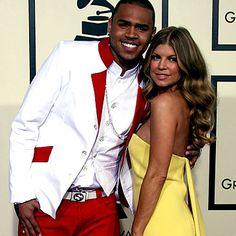 Chris Brown & Fergie