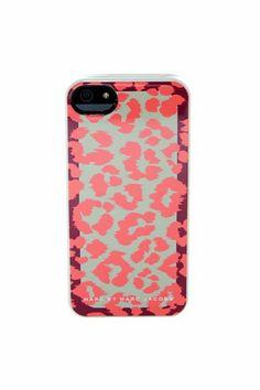 Marc Jacobs Rita the Cheetah iPhone 5 Case - love leopard print.