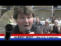 Sha La La, I Need You - Albert West